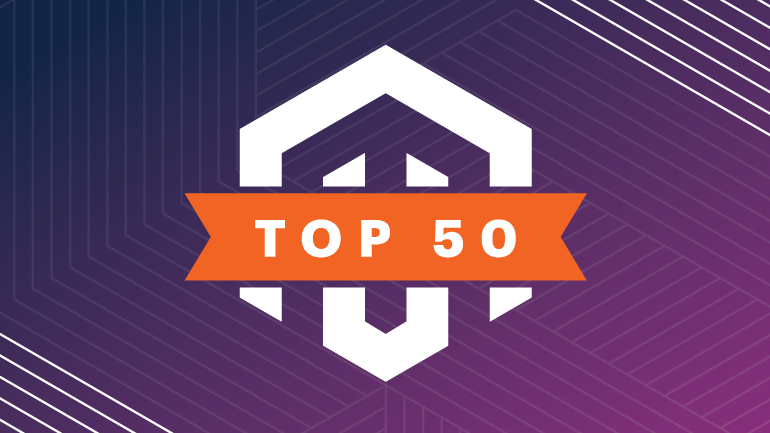 Thank You to the Top 50 Contributors in 2018