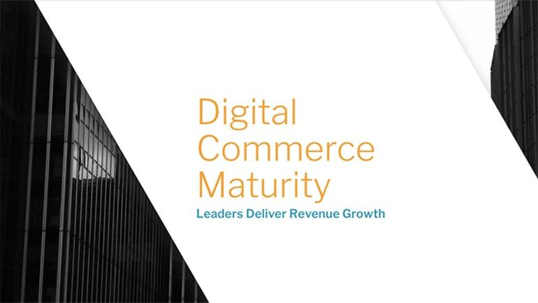 Digital Commerce Maturity