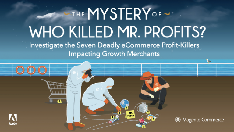 E-commerce sales - The Mystery of Who Killed Mr. Profits
